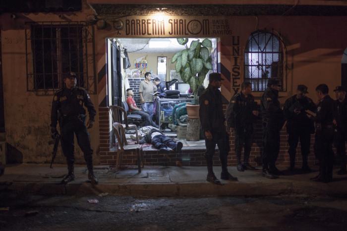 Guatemala City: Violence