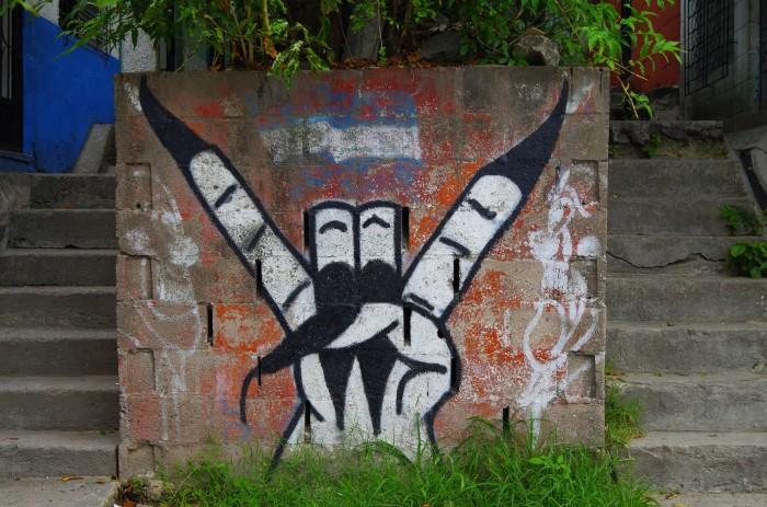 Gang Mural_Ken Ford